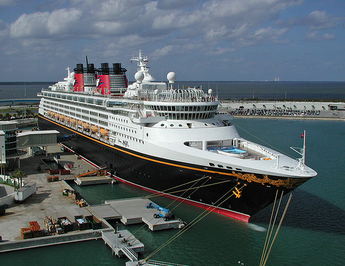 Galveston S Disney Magic Named Best Large Cruise Ship By