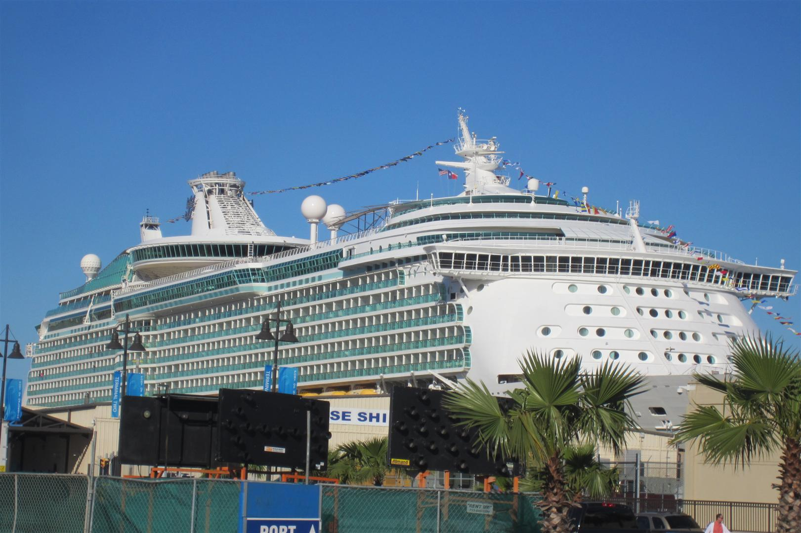 Watch Out California Here Comes Texas Cruising Galveston - Cruises from california